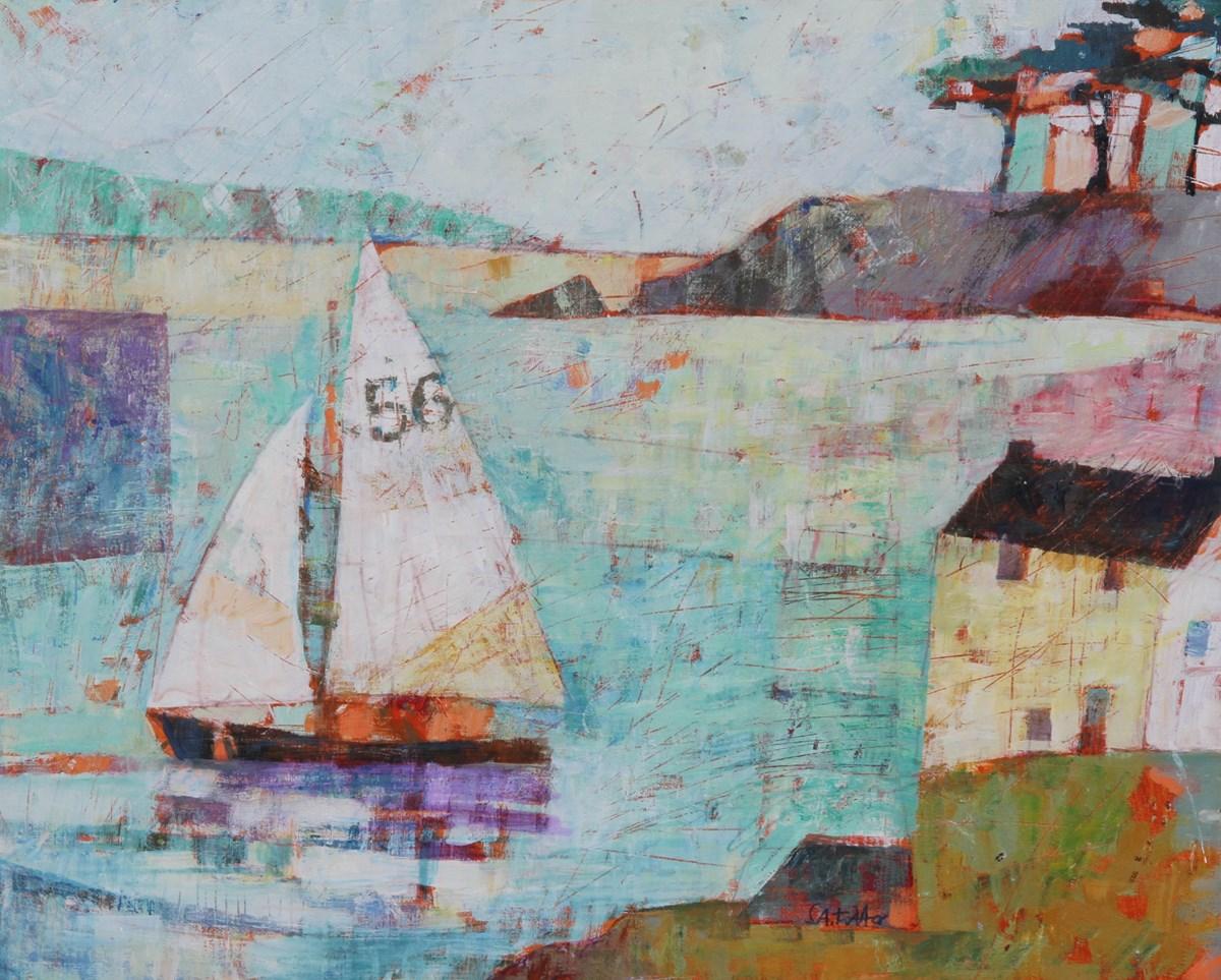 A Summer Morning Sail